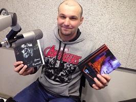 Интервью с Денисом Шулеповым.