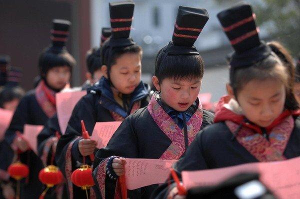 Самая читающая страна в мире – Китай