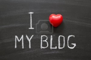 Я люблю мой блог