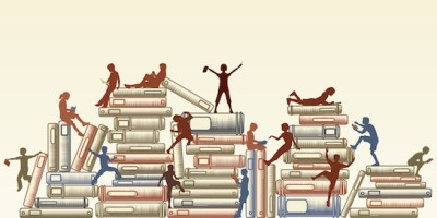 Book1Mark о том, как много мы читаем.