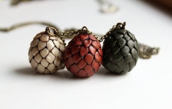 Роковые яйца Таргариенов