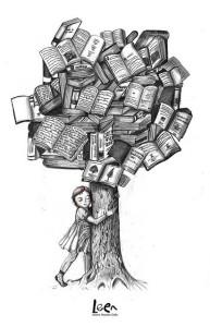 любить книги