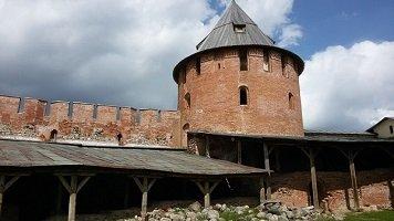 1 день в Великом Новгороде