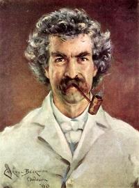 Марк Твен факты о великих писателях