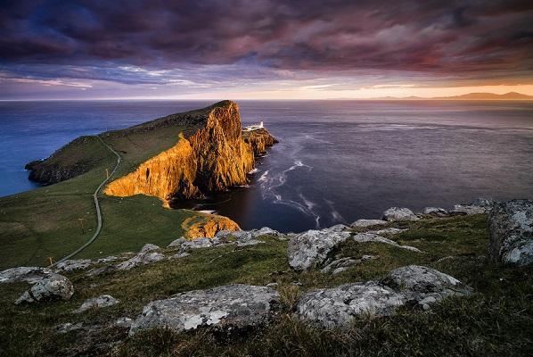 остров Скай