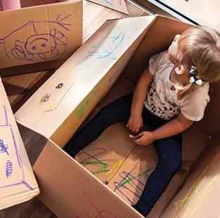Рецензия на книгу «Айсберг на ковре, или Во что поиграть с ребенком?» Ася Ванякина