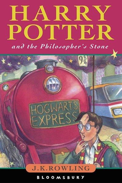 Эксклюзивное издание Гарри Поттера