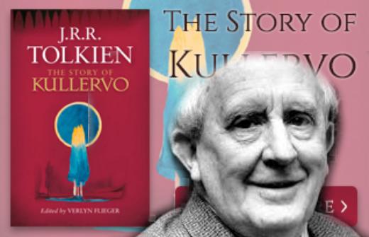 «История Куллерво» — первая работа Толкина.
