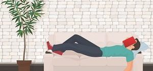 Спать или читать?!
