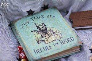 читать «Сказки барда Бидля» Дж. К. Роулинг